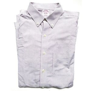 Brooks Brothers Striped Dress Shirt